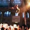 На концерте рэпер Джордж Уотски прыгнул в толпу с 12-метровой высоты, но промахнулся