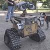 Американец изготовил робота из мультфильма «Валл-И»