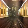 Появилось видео со скейтерами в нью-йоркском метро