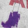 За порчу работ Бэнкси американец рискует сесть в тюрьму за вандализм