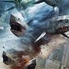 Авторы фильма «Шаркнадо-2» устроили розыгрыш с ожившим чучелом акулы