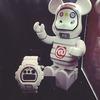 Компании Casio и Medicom Toy выпустили совместную модель часов G-Shock