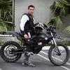 В Лос-Анджелесе полицейские начали использовать электроциклы для бесшумных операций