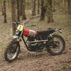 Репортаж со съемок тест-драйва мотоцикла Kawarna
