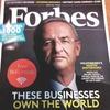 Журнал Forbes вышел со встроенным Wi-Fi-роутером
