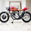 Мастерская Tricana Motorcycles собрала новый каферейсер Triumph TR6R