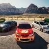 Kia показала пять из восьми «супергеройских» автомобилей