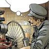 Вышли комиксы об изобретателе автомобиля Карле Бенце