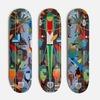 9 скейтбордов с принтами, выпущенных в 2013 году