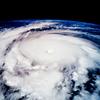 Фотографии урагана Сэнди, вид из космоса