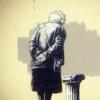 К граффити Бэнкси в Фолкстоне пририсовали член