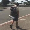 Американец прошел пешком всю страну от Флориды до Калифорнии