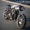 Мастерская Wrenchmonkees представила новый кастом на базе мотоцикла Laverda