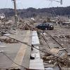 Дрон снял видео разрушенного в результате катастрофы на АЭС «Фукусима-1» посёлка