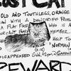 Художник превратил объявления о пропаже животных в арт-проект