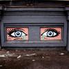 Новые работы уличного художника Pst