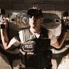 В Америке появился полицейский, патрулирующий улицы на лонгборде