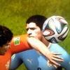 Луиса Суареса дисквалифицировали за укус соперника и в видеоигре