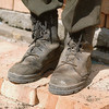 Рабочие ботинки: В чем трудятся московские сварщики, строители и маляры