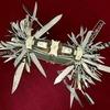 В музее США выставили «мать складных ножей» с сотней инструментов и револьвером в рукоятке