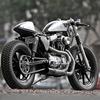 Мастерская Headcase Kustom Art собрала новый каферейсер на базе Harley Sportster