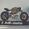 Немецкая мастерская JvB-moto выпустила каферейсер на основе Ducati Pantah