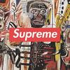 Марка Supreme выпустит одежду, оформленную работами художника Жана-Мишеля Баския
