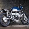 Лондонская мастерская Untitled Motorcycles представила новый кастом на базе BMW R100 RT