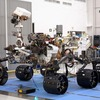Самый большой в истории марсоход Curiosity приземлился на Марс