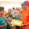 В Венесуэле начали продавать продукты по отпечаткам пальцев