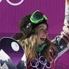 Американская сноубордистка призналась в использовании сервиса знакомств Tinder в Олимпийской деревне