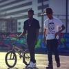 Фаррелл Уильямс принял участие в новом BMX-видео Найджела Сильвестра