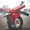 Американец разработал непадающий моноцикл