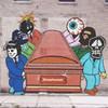 Художник Sever выпустил новую работу на тему смерти уличной одежды