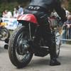 В Германии издали книгу фотографий ежегодной гонки на мотоциклах Barr Hill Race