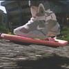 Компания Mattel выпустит летающий скейтборд из фильма «Назад в будущее»