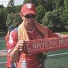 Болельщик «Баварии» прошел 960 километров пешком до стадиона