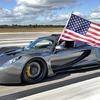 Суперкар Hennessey побил рекорд скорости Bugatti Veyron