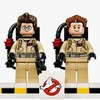 Компания LEGO к юбилею фильма «Охотники за привидениями» представила конструктор