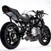 Мастерская Motohangar выпустила новый кастомный мотоцикл на базе Suzuki Katana