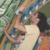 В Испании художников граффити позвали расписывать стены местной церкви