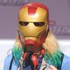 Вендетта по-русски: Девушки в масках супергероев на премьере «Мстителей»