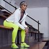 Как выглядит тренировочный курс Скайлар Диггинс в приложении Nike