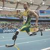 Безногий спортсмен выступит на лондонской Олимпиаде