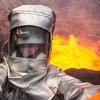 Экстремал спустился в жерло вулкана, чтобы сделать селфи