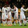 В Лиге чемпионов забили рекордное количество голов за вечер