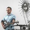 Художник Педро Рейес создал механический оркестр из огнестрельного оружия