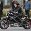Harley-Davidson выпустит свой первый серийный мотоцикл с электродвигателем