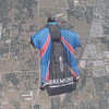 Каскадер прыгнул без парашюта с высоты семьсот метров