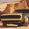 Классический маслкар Chevrolet Camaro 1967 года снимется в «Трансформерах 4»